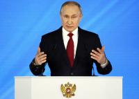 Vlagyimir Putyin vakcinafelajánlást tett az ENSZ-közgyűlésben