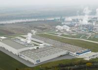 Elkészül a világ egyik legmodernebb papíripari gyáregysége Magyarországon