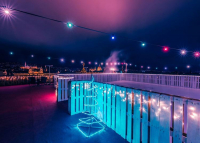 Új attrakcióval készülnek Budapest legmagasabb korcsolyapályáján