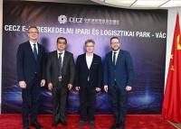 Raktárbázist épít Vácon a CECZ kínai cégcsoport