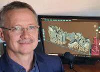 Magyar fejlesztésű fertőtlenítőrobot a koronavírus ellen