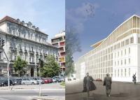 Ennyit kell megtartani a Radetzky-laktanyából – szállodaberuházásról szólnak a tervek