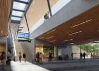 Így fog kinézni az új Népliget vasútállomás