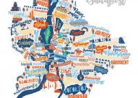 Agglomerációs térkép - Hova költözzön a nem-budapesti budapesti?