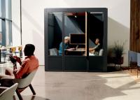 Ilyenek lehetnek az új hibrid irodák és tárgyalók