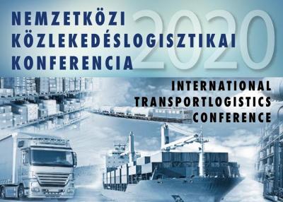 Nemzetközi Közlekedéslogisztikai Konferencia, 2020. január 30-31.