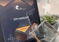 Újabb elismerést kapott a CPI Hungary a hazai ingatlanpiacon