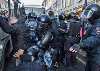 Már a Google-t szabályoznák az oroszok, olyan heves az ellenzéki tüntetéshullám