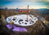 Liget Budapest Projekt: Időkapszulát helyeztek el a Magyar Zene Házában