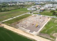 Új csarnokfejlesztés indul Budapest határában