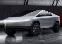 Brutális szörnyeteg a Tesla Cybertruck
