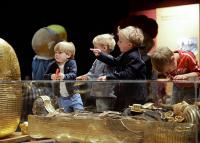 Januárig 10-ig meghosszabbították a Tutanhamon-kiállítást