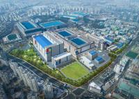 Új utak épülnek a gödi Samsung gyárhoz