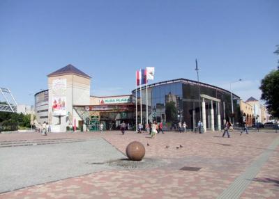 Az Alba Plaza felújításával teljesen átalakul Fejér megye legnagyobb bevásárlóközpontja
